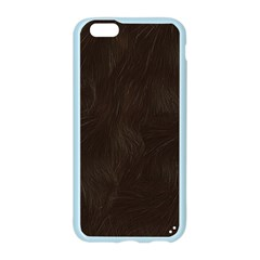 Bear Skin Animal Texture Brown Apple Seamless iPhone 6/6S Case (Color)
