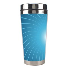 Dreams Sun Blue Wave Stainless Steel Travel Tumblers