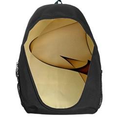 Edge Gold Wave Backpack Bag