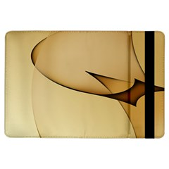 Edge Gold Wave iPad Air Flip
