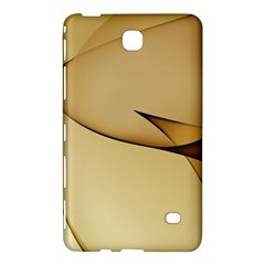 Edge Gold Wave Samsung Galaxy Tab 4 (7 ) Hardshell Case
