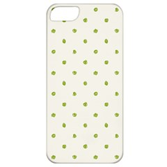 Green Spot Jpeg Apple iPhone 5 Classic Hardshell Case