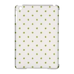 Green Spot Jpeg Apple iPad Mini Hardshell Case (Compatible with Smart Cover)