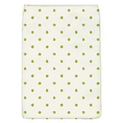 Green Spot Jpeg Flap Covers (L)