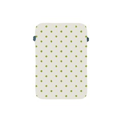 Green Spot Jpeg Apple iPad Mini Protective Soft Cases