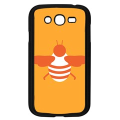 Littlebutterfly Illustrations Bee Wasp Animals Orange Honny Samsung Galaxy Grand DUOS I9082 Case (Black)
