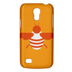 Littlebutterfly Illustrations Bee Wasp Animals Orange Honny Galaxy S4 Mini