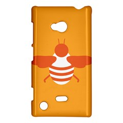 Littlebutterfly Illustrations Bee Wasp Animals Orange Honny Nokia Lumia 720