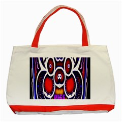Nibiru Power Up Classic Tote Bag (red)
