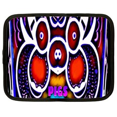 Nibiru Power Up Netbook Case (Large)