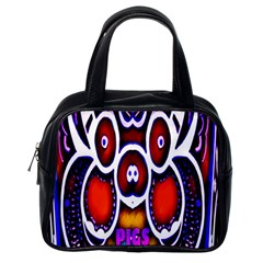 Nibiru Power Up Classic Handbags (One Side)