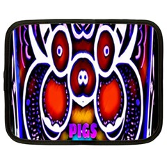Nibiru Power Up Netbook Case (XXL)