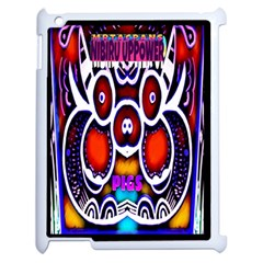 Nibiru Power Up Apple iPad 2 Case (White)
