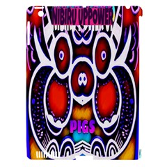 Nibiru Power Up Apple Ipad 3/4 Hardshell Case (compatible With Smart Cover)