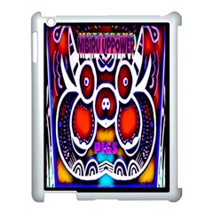 Nibiru Power Up Apple iPad 3/4 Case (White)