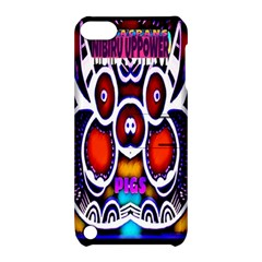 Nibiru Power Up Apple Ipod Touch 5 Hardshell Case With Stand