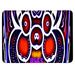 Nibiru Power Up Samsung Galaxy Tab 7  P1000 Flip Case