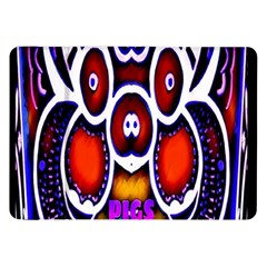 Nibiru Power Up Samsung Galaxy Tab 8.9  P7300 Flip Case