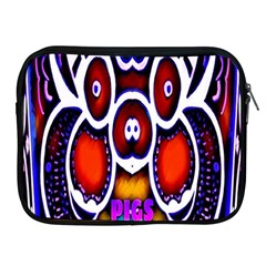 Nibiru Power Up Apple iPad 2/3/4 Zipper Cases
