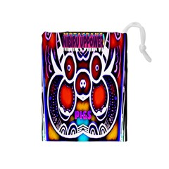 Nibiru Power Up Drawstring Pouches (medium)