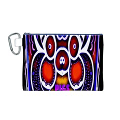 Nibiru Power Up Canvas Cosmetic Bag (M)