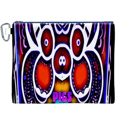 Nibiru Power Up Canvas Cosmetic Bag (xxxl)