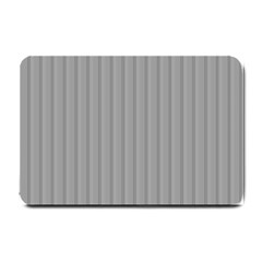 Metal Dark Grey Small Doormat