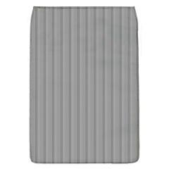 Metal Dark Grey Flap Covers (L)