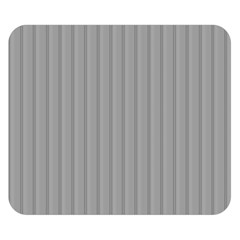 Metal Dark Grey Double Sided Flano Blanket (small)