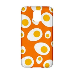 Orange Circle Egg Samsung Galaxy S5 Hardshell Case