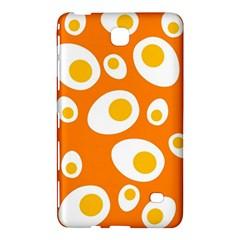 Orange Circle Egg Samsung Galaxy Tab 4 (8 ) Hardshell Case