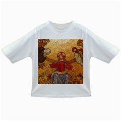 Gold Jesus Infant/Toddler T-Shirts