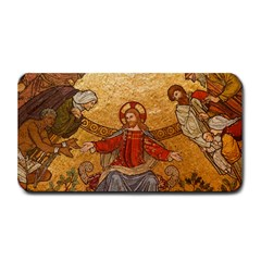 Gold Jesus Medium Bar Mats