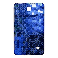 Blue Sequins Samsung Galaxy Tab 4 (7 ) Hardshell Case