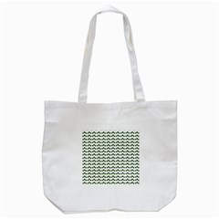 Shamrock Tote Bag (White)