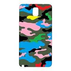 Rainbow Camouflage Samsung Galaxy Note 3 N9005 Hardshell Back Case