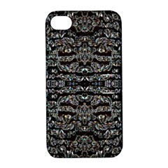 Black Diamonds Apple iPhone 4/4S Hardshell Case with Stand