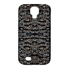 Black Diamonds Samsung Galaxy S4 Classic Hardshell Case (PC+Silicone)