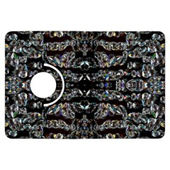 Black Diamonds Kindle Fire HDX Flip 360 Case