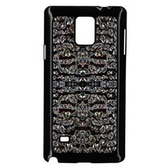 Black Diamonds Samsung Galaxy Note 4 Case (Black)