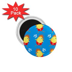Easter Chick 1.75  Magnets (10 pack)