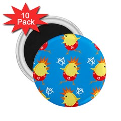 Easter Chick 2.25  Magnets (10 pack)