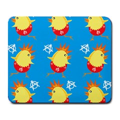 Easter Chick Large Mousepads