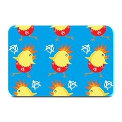 Easter Chick Plate Mats