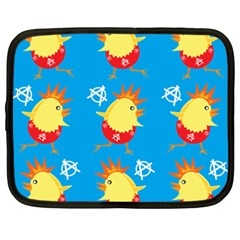 Easter Chick Netbook Case (XXL)