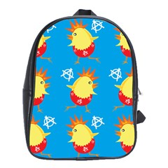 Easter Chick School Bags(large)
