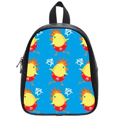 Easter Chick School Bags (small)