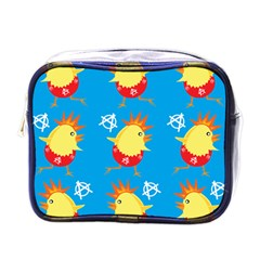 Easter Chick Mini Toiletries Bags