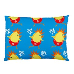 Easter Chick Pillow Case (Two Sides)