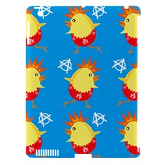 Easter Chick Apple iPad 3/4 Hardshell Case (Compatible with Smart Cover)